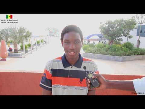 [VIDÉO] Entretien avec M Samba Diouldé Alpha SALL Bénéficiaire de la bourse d'excellence