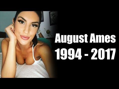 23 Years Old Porn Star August Ames found dead in her apartment after a sparking backlash on Twitter