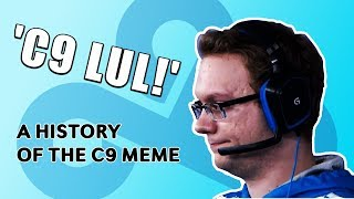Video 'C9 LUL!!' - A History of Overwatch's 'C9 Meme' MP3, 3GP, MP4, WEBM, AVI, FLV Juni 2018