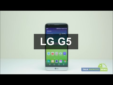 How Does the LG G5 from AT&T Stand Up to the Competition