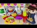 Download Lagu Baby doll and kitchen food car toys surprise eggs play 아기인형 주방 음식 자동차 서프라이즈 에그 장난감놀이 - 토이몽 Mp3 Free