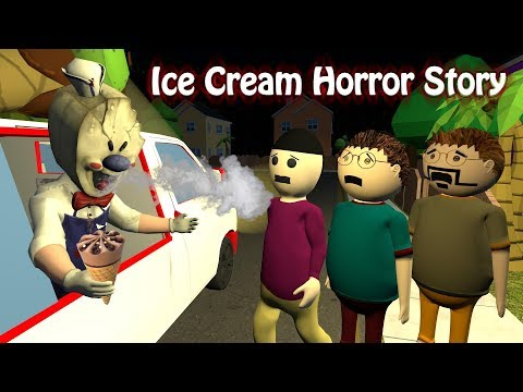Ice Cream Horror Story Part 1 | Apk Android Game | Short Horror Stories In Hindi | Make Joke Horror