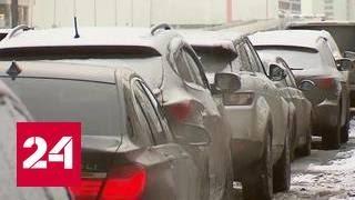 Автомобилистов в столице ждут парковочные каникулы