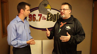 Mike Peck from the Rockford IceHogs stops by 96.7 The Eagle to talk to Double T about the 10th anniversary of the Colonial Cup Championship.If you're new, Subscribe! → http://bit.ly/1wcuEI3Go here → http://967theeagle.net.Like us → https://www.facebook.com/967TheEagleFollow us → https://twitter.com/967theeagleGet our newsletter → http://www.967theeagle.net/newsletterFor any licensing requests, please contact rockford.youtube@townsquaremedia.com.