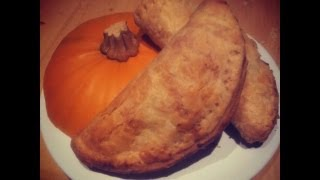 How to make Pumpkin Pasties!!