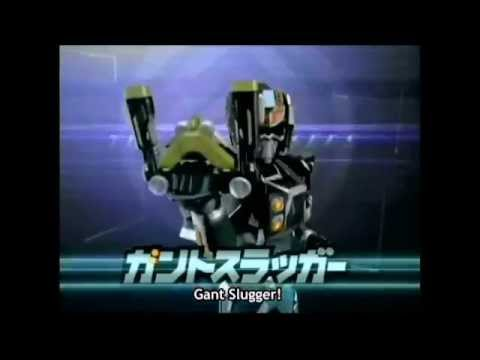 Genseishin JustiRiser Commercials (English Sub)