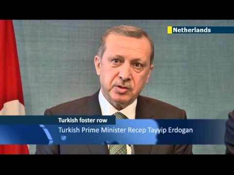 Turkish PM Erdogan intervenes in Dutch lesbian foster case involving Turkish family