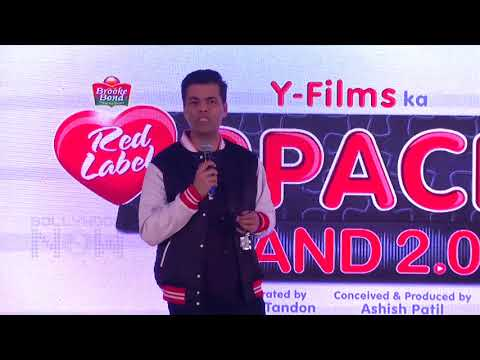 Karan Johar Special Announcement For Yash Raj Film