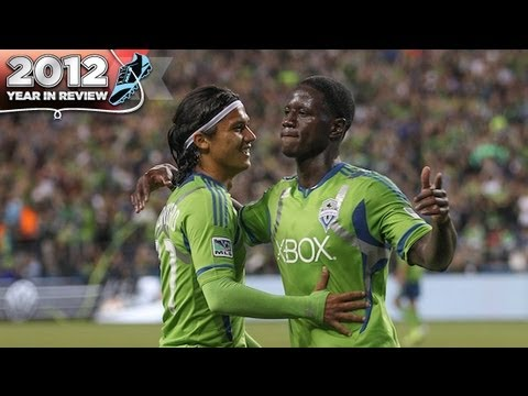 All the Seattle Sounders 2012 goals