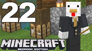 "Minecraft Bedrock : ""Boundaries and Mines"" ~ 22"