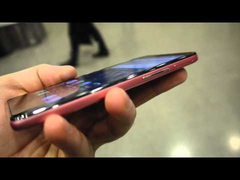 Alcatel One Touch Idol hands-on