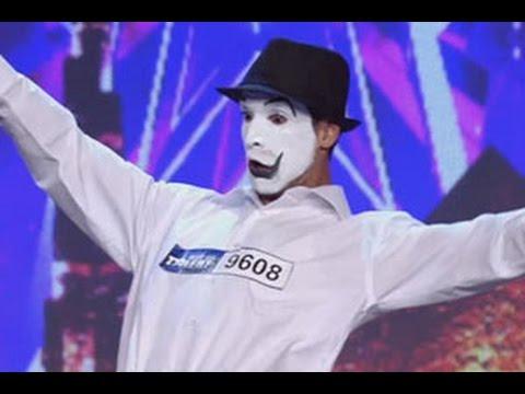 تأهل حسين الدرويش في  Arabs Got Talent