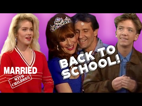 Back To School With The Bundy's! | Married With Children