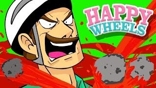 Happy Wheels: LAVA BALLS