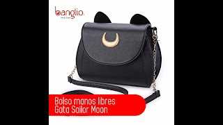 Bolso manos libres - Gata Sailor Moon