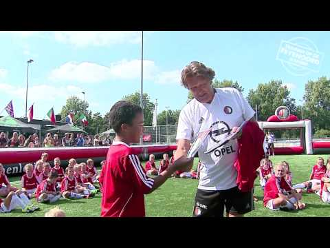 Feyenoord Soccer Schools 2016