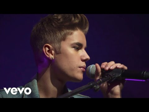 Justin Bieber – Boyfriend (Acoustic) (Live)