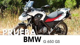 7. BMW g 650 gs - español - 2013 - videoprueba