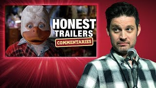 Honest Trailers Commentary | Howard the Duck by Clevver Movies