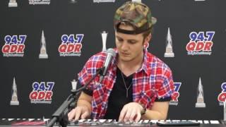 Seth Ennis performs Woke Up In Nashville at QDR