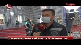 Gaziosmanpaşa'mızdaki Camilerimizi Bayrama Hazırlıyoruz - Tek Rumeli Tv