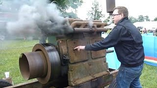 Video ANCIENT OLD ENGINES Starting Up And Running Videos Compilation MP3, 3GP, MP4, WEBM, AVI, FLV Februari 2019