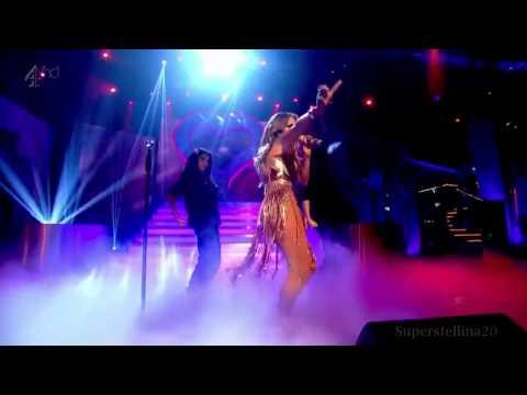 Jennifer Lopez: I'm Into You ft  Lil Wayne (Live Alan Carr Chatty Man)