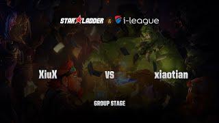 XiaoTian (小天) vs Xiuxing, game 1
