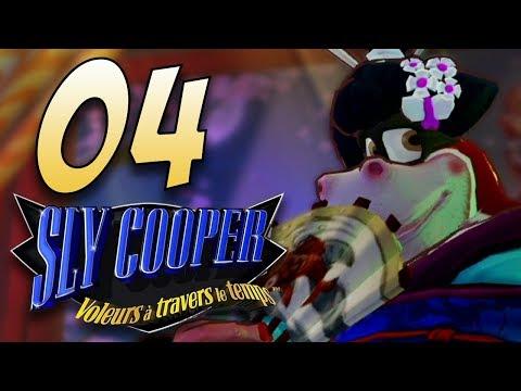 Murray la plus belle Geisha #4 Let's Play Sly 4 Voleurs à travers le Temps