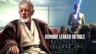 Star Wars Episode 9 Kenobi! Exciting Leaks Revealed (Star Wars News)