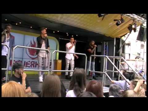 Toggo Tour 2015 Köln - Feuerherz - Kompletter Auftritt