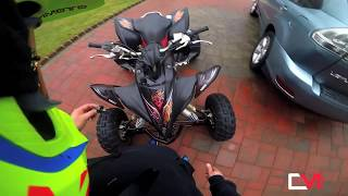 10. MY NEW YAMAHA YFZ 450R SPECIAL EDITION
