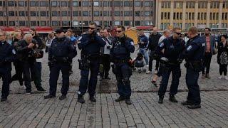 O marroquino que esfaqueou dez pessoas em Turku na Finlânida é um solicitante de asilo no país e visava especialmente contra as mulheres no ataque.