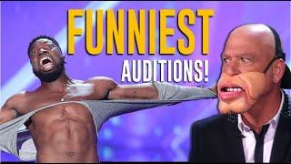 Video Top 10 FUNNIEST Auditions Of The Decade on @America's Got Talent  Will Make You LOL😂 download in MP3, 3GP, MP4, WEBM, AVI, FLV January 2017