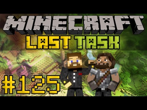 Minecraft LastTask - Minecraft LastTask #125 - Место для дома Някуты