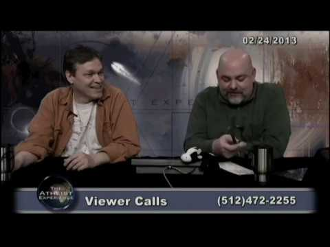 Atheist Experience #802: Viewer Calls