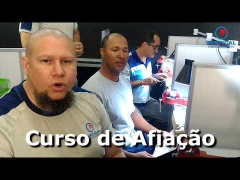 Curso de Técnicas de Afiação de Tesouras,Facas e Alicates - Em Goiânia