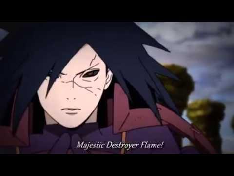 Naruto vs madara amv indestructible