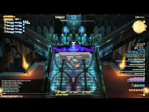 Grappler Andrew Plays Final Fantasy XIV Online: A Realm Reborn Live Stream 1080p Ep.25