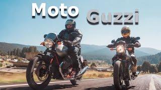 5. Moto Guzzi - La evolución italiana de la mano de Miguel �ngel Galluzzi | Autocosmos