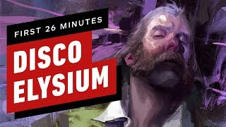 Disco Elysium: The First 26 Minutes by IGN
