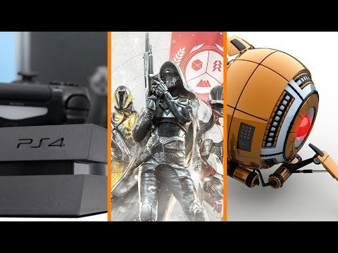 No Long Life for PlayStation 4 + Destiny 2 Open World Details + Robots Mapping Your Home - The Know
