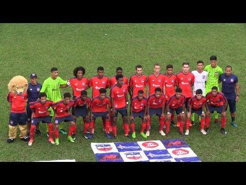 Boston City FC Brasil, sacode a torcida no JK em Manhuaçu. TN TV Web