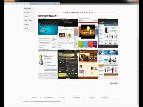 how onlinewebsitebuilder.in work