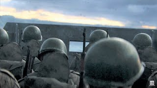 Video WW2 - Normandy Landings - D-Day - Call of Duty WW2 MP3, 3GP, MP4, WEBM, AVI, FLV September 2019