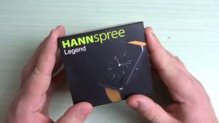 Recensione Hannspree Smartwatch Legend Low Cost Android ed iOS