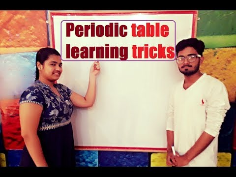 Video periodic table learning tricks download in MP3, 3GP, MP4, WEBM, AVI, FLV January 2017