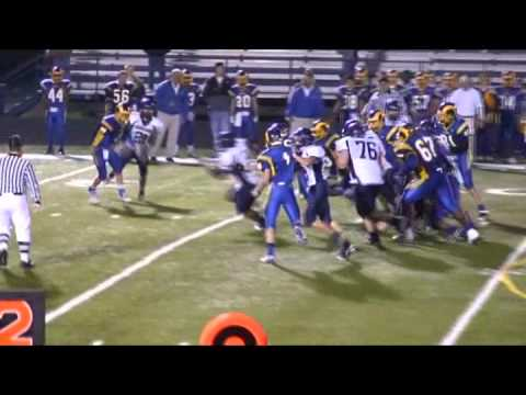 Michael Dyer High School Highlights video.