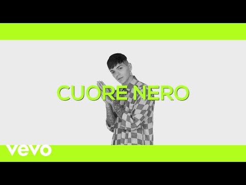 Blind - Cuore Nero - prod. Frenetik&Orang3 (Lyric Video)