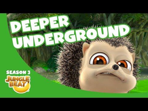 Deeper Underground – Jungle Beat Season 3 #12